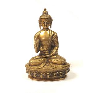 Amoghasiddhi Buddha Figur  - Just Be