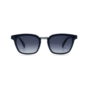 Dick Moby Sustainable Eyewear Sonnebrille Melbourne recycled black ql86tQX8