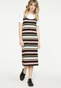 Jerseykleid aus Tencel®-Mix Sonja Multi Stripe - ARMEDANGELS