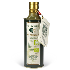 Italienisches, Biologisches Olivenöl Il Petroso - Extra Vergine 0,5l von ExtraGoumet - extraGourmet