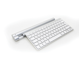 The Magic Bar  - kabellose Ladegerät für Apple Keyboard & Trackpad - Mobee