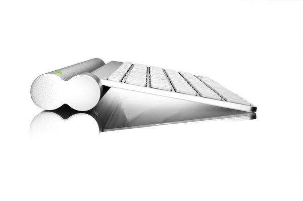 Mobee The Magic Bar kabellose Ladegerät für Apple