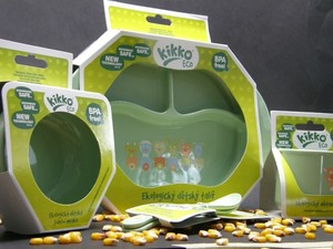Satz Kinder Geschirr Set New Generation - XKKO®ECO
