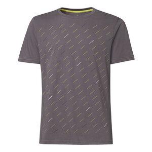 ThokkThokk Dripper T-Shirt yellow/castlerock - THOKKTHOKK