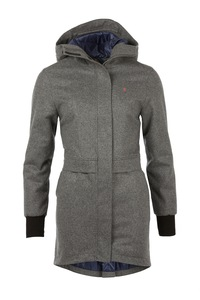 Loden Woll Winter Jacke - SCHAAP - Women - triple2