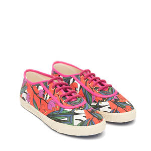 Startas Flower & Co Canvas Sneaker Low - Startas