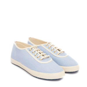 Startas Light Blue Canvas Sneaker Low - Startas