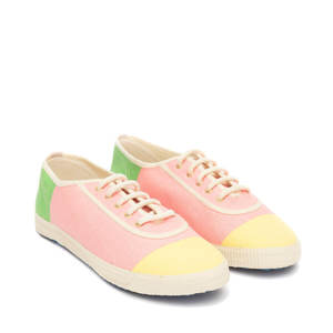 Startas Pastel Canvas Sneaker Low - Startas