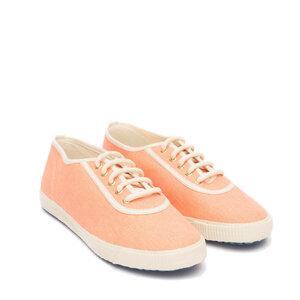 Startas Peach Canvas Sneaker Low - Startas