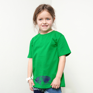 'Ping Pong' Kinder T-Shirt Fair Wear Organic - shop handgedruckt