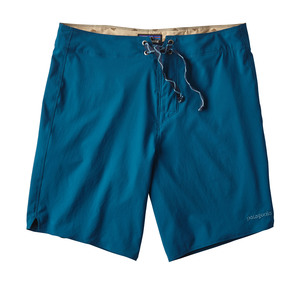 M's Light & Variable Board Shorts - Big Sur Blue - Patagonia
