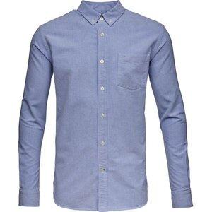 Button Down Oxford Shirt - Limoges - KnowledgeCotton Apparel