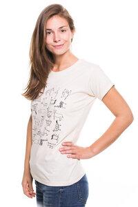 Wanyama Frauen Shirt Natur - Kipepeo-Clothing