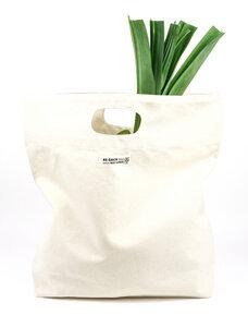 Einkaufstasche aus Bio-Baumwolle mit Griff - Re-Sack