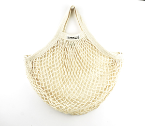 Einkaufsbeutel aus Bio-Baumwolle mit kurzem Griff - Re-Sack