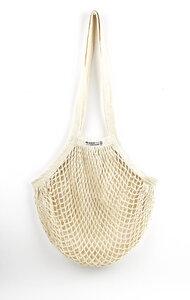 Einkaufstasche aus Bio-Baumwolle mit langem Griff - Re-Sack