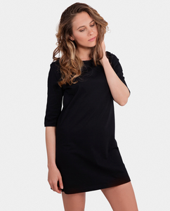 Kleid Dresser schwarz - Degree Clothing