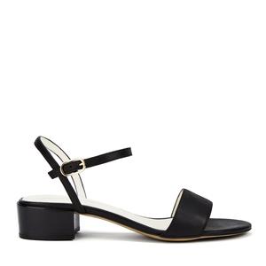 Strappy Sandal #sul black - NINE TO FIVE