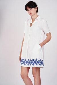 Lucia Organic Tunic Dress  - bibico
