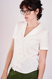 Ella Boxy Shirt  - bibico