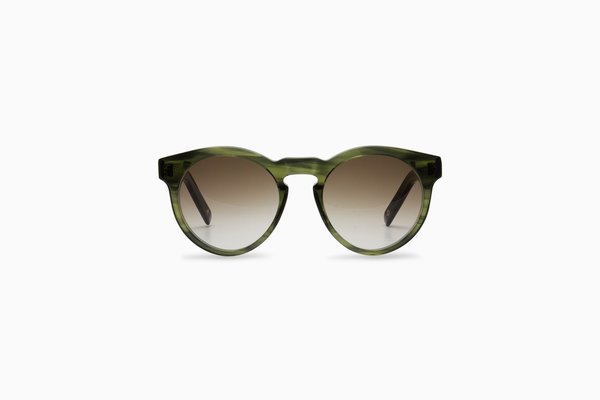 Dick Moby Sustainable Eyewear Sonnenbrille Valencia white havana k8Uapf