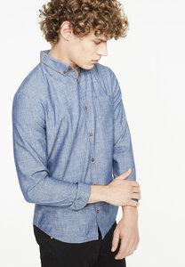 Button-down Hemd aus Bio-Baumwolle Amon - ARMEDANGELS