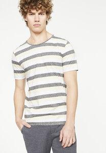 T-Shirts aus Bio-Baumwoll Mix Mik Stripes - ARMEDANGELS