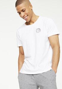 T-Shirt aus Bio-Baumwolle Maik AA Stamp - ARMEDANGELS