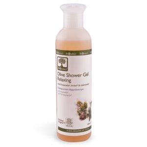Entspannendes Oliven Duschgel 250ml - BIOselect