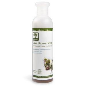 Oliven Duschpeeling 250ml - BIOselect