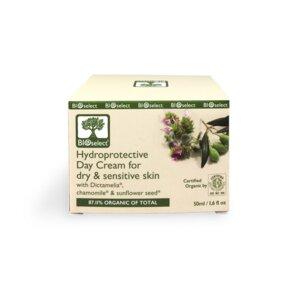 Intensive Tagescreme für trockene und sensible Haut 50 ml - BIOselect