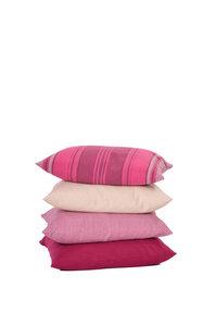 Kissen aus Bio-Baumwolle, GOTS zertifiziert - HängemattenGlück