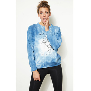 TERRY JUMPER UNICORN TIE-DYE - Hati-Hati