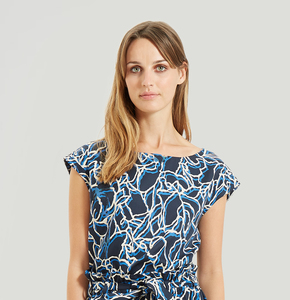 Camas Shell Bluse - People Tree