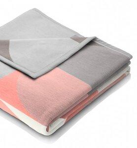 Neu 2017 Wohndecke Colour Cotton Dessin 'Quadrant'  aus der Sommerkollektion Sunny Days von Biederlack - biederlack