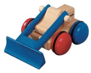 Fagus Minis Radlader wunderschönes Holzpielzeug aus natürlichem Buchenholz ab 1 Jahr - Fagus® Holzspielwaren