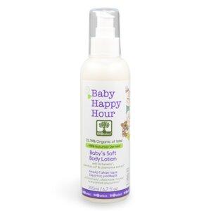 Happy Hour - Milde Körpermilch für Babys - BIOselect