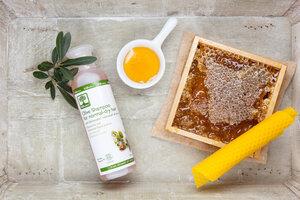 Olivenöl-Shampoo für normales und trockenes Haar 200ml - BIOselect