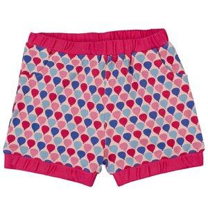 Mädchen Shorts pink Bio Baumwolle - People Wear Organic