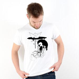 Jellyfish - Männershirt von Coromandel - Coromandel