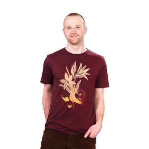 Zwiebelchen - T-Shirt Männer mit Print - Coromandel