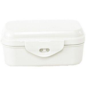Lunchbox  Brotdose mit Scharnierverschluss - Biodora