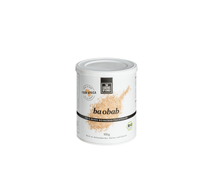 Bio Baobab Pulver 100g - The Essence of Africa