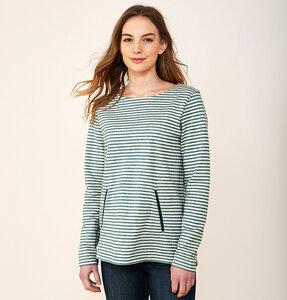 Barnouic Sweatshirt - Pengegon Eden - Seasalt Cornwall