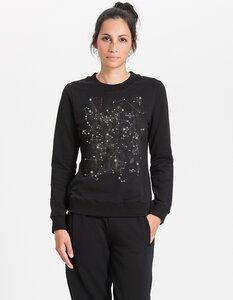 Inna Sweater/ 0002 Bio-Baumwolle/ STARS - Re-Bello