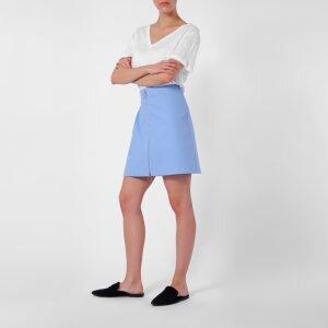 Skirt Angel light blue - JAN N JUNE