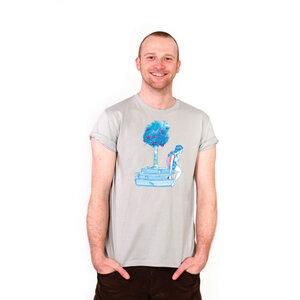Apple Tree - T-Shirt Männer mit Print - Coromandel