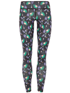 Yogahose - Fancy Leggings - Tropical - Mandala