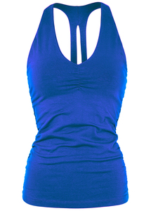 Vinyasa Top - performance blue - Mandala