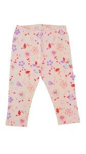 Mädchen Leggings Print rosa Bio Baumwolle - EBi & EBi
